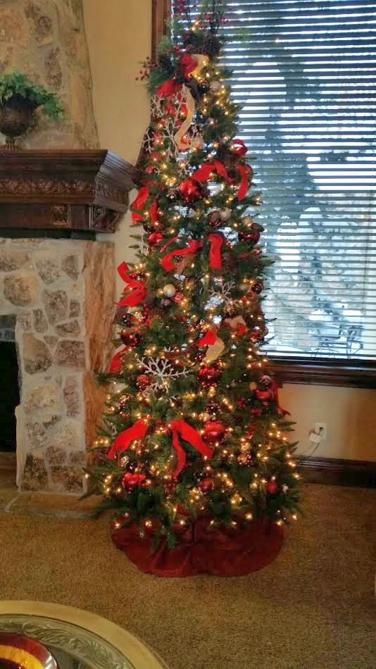 Christmas Tree Decorating Salt Lake City - Utah's Best Vacation Rentals