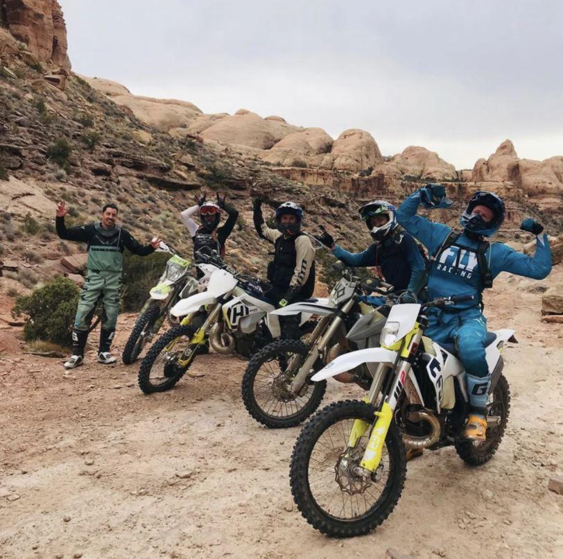 Moab dirt bike tour in Moab, Utah | Ride Moab Industries - Utah's Best Vacation Rentals