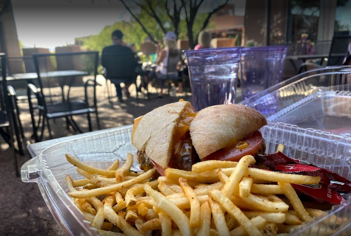 Xetava Gardens Cafe in St. George, Utah | Utah's Best Vacation Rentals