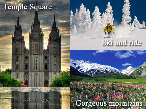 Popular Utah Destinations | Utah Tourism - Utah's Best Vacation Rentals
