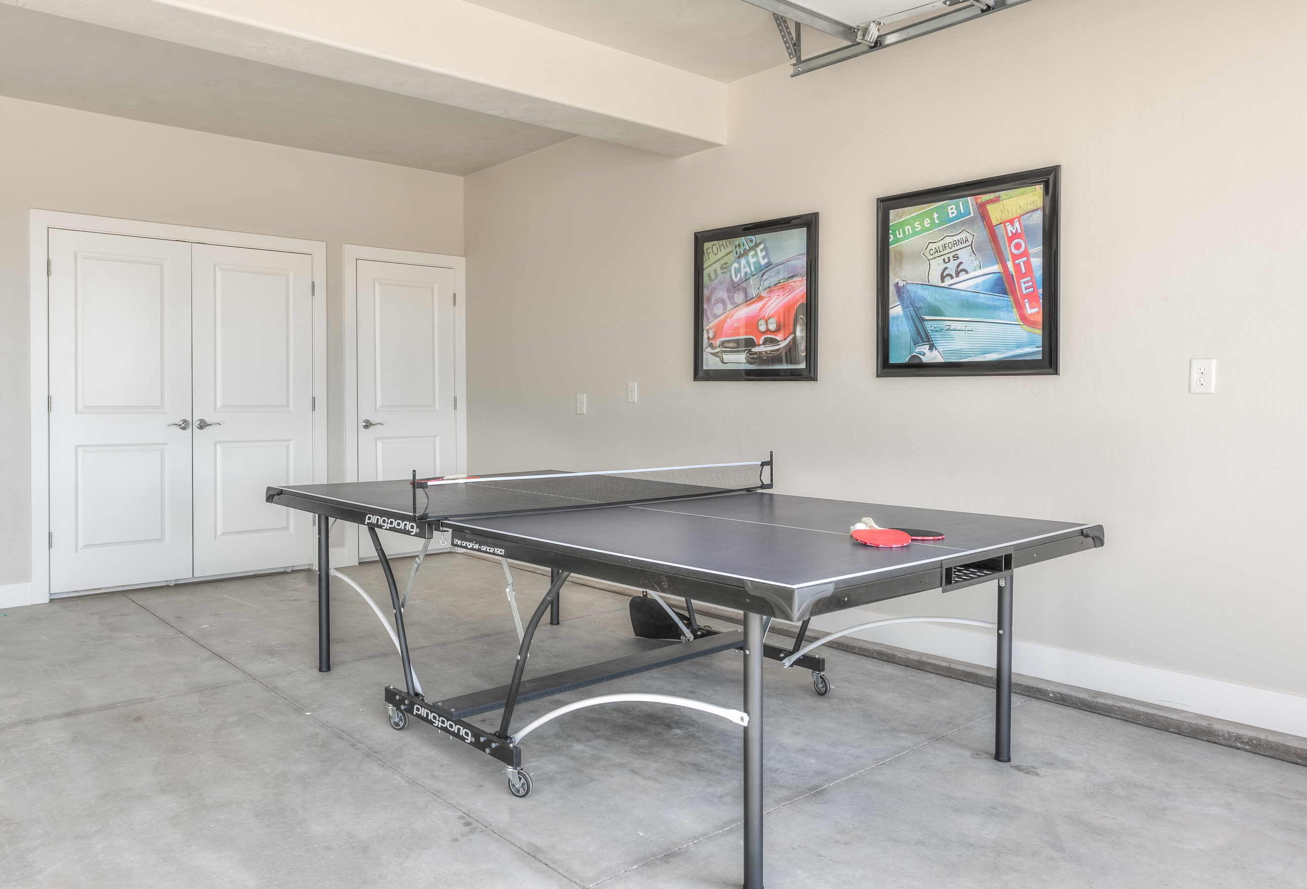 Ping Pong | Family Reunion Activity | Utah Family Reunion Homes with Ping Pong Table - Utah's Best Vacation Rentals