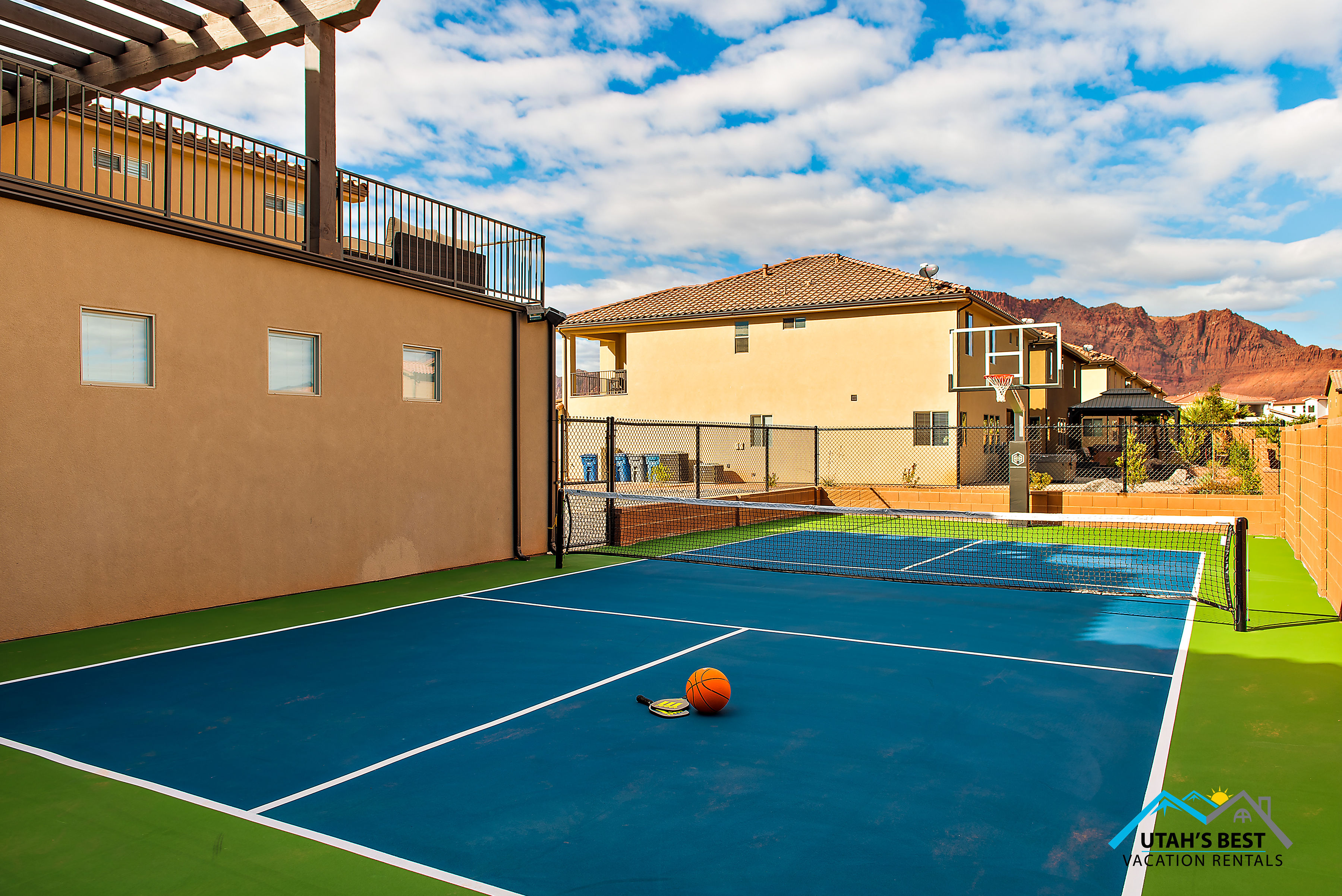 Vacation Home #98 at Paradise Village at Zion near Sand Hollow State Park - Utah's Best Vacation Rentals