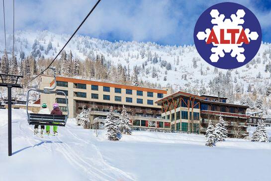 Alta | Alta Ski Area - Utah's Best Vacation Rental