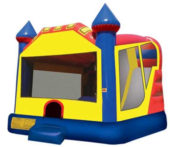 Bounce House Rentals | Utah Family Reunion Activity | Alot of Fun Stuff - Utah's Best Vacation Rentals