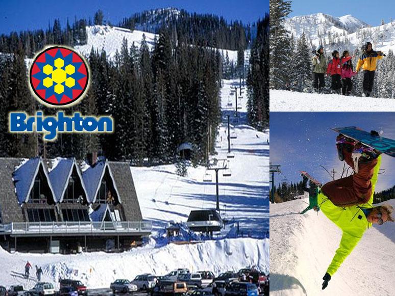 Brighton Ski Resort in Utah - Utah's Best Vacation Rentals