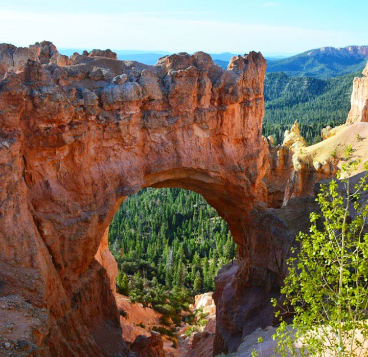 Natural Bridge Arch | Bryce Canyon National Park - Utah's Best Vacation Rentals