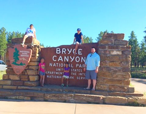 Bryce Canyon National Park Entrance - Utah's Best Vacation Rentals