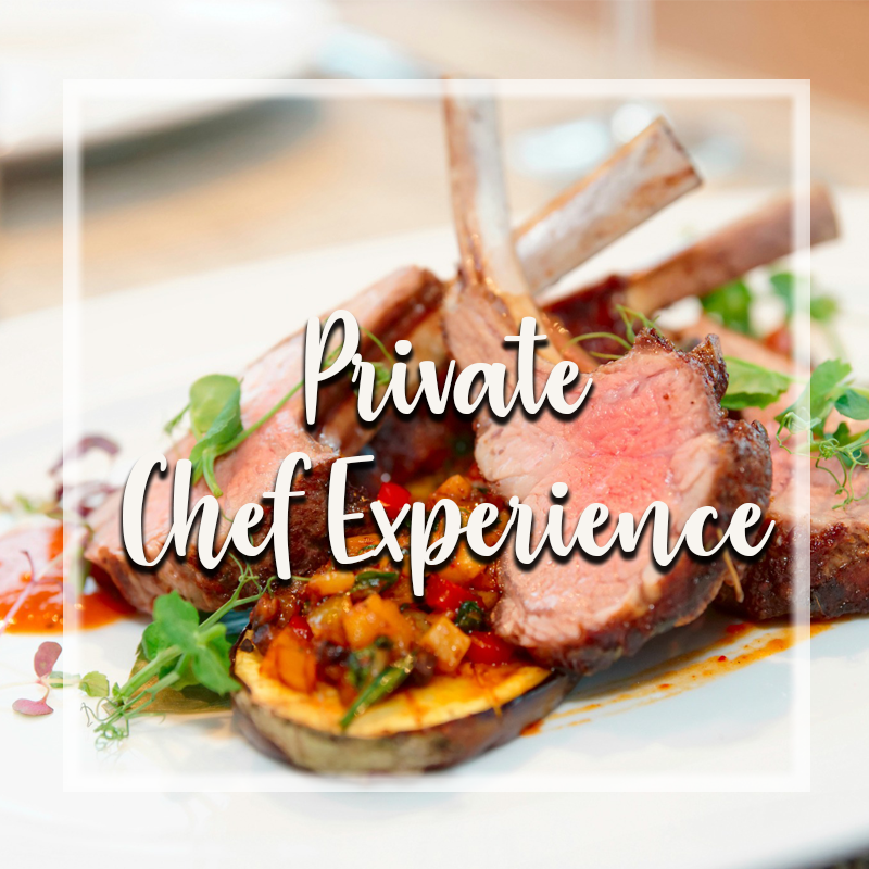 Private Chef - Utah's Best Vacation Rentals