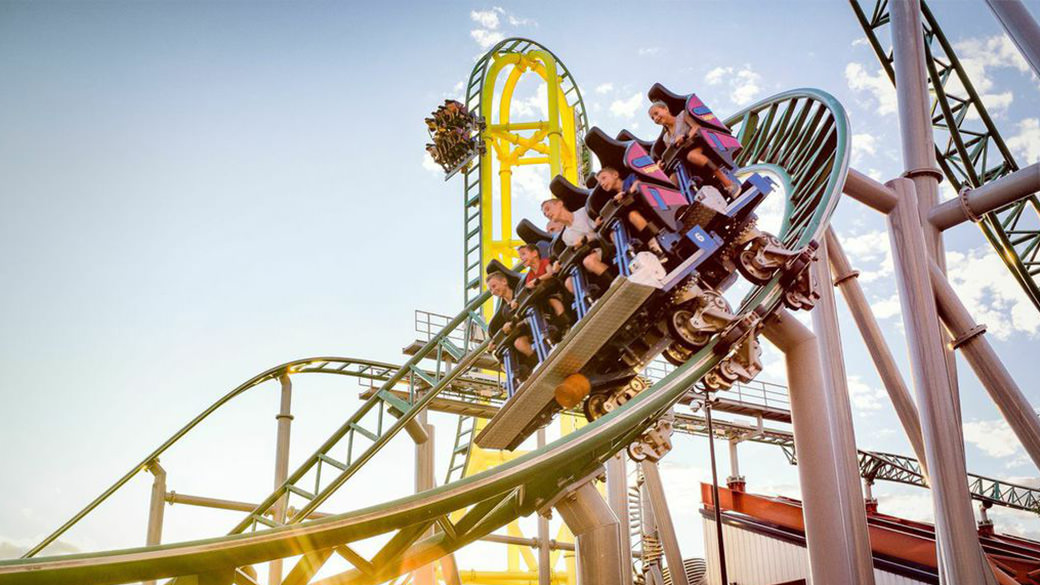 Amusement Parks in Utah for Family Reunion Activity - Utah's Best Vacation Rentals