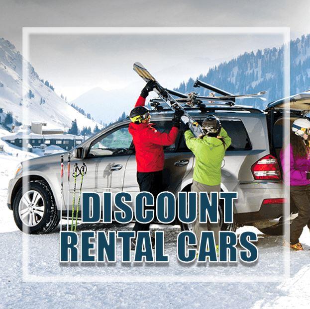 Discount Rental Cars at Enterprise - Utah's Best Vacation Rentals