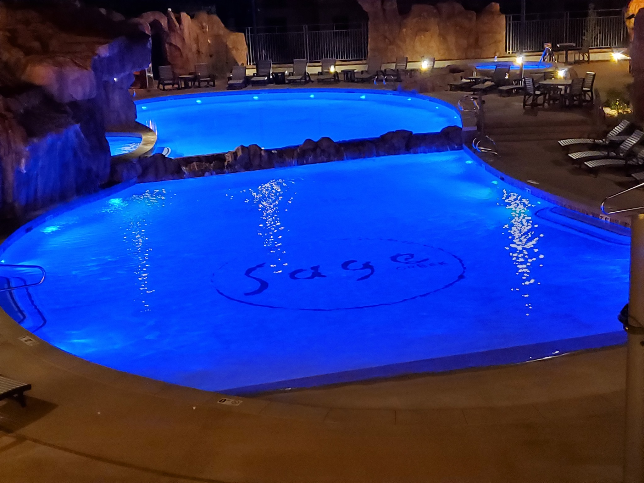 Pool at Sage Creek at Moab in Moab, Utah - Utah's Best Vacation Rentals