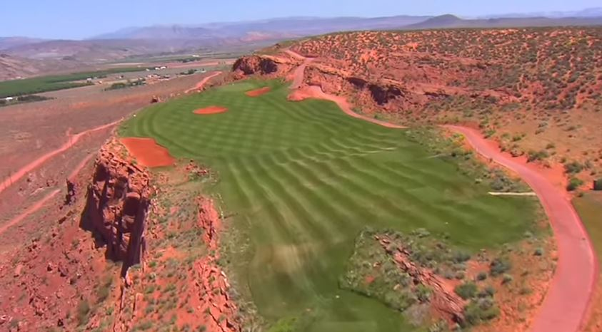 Golfing at Sand Hollow Resort - Utah's Best Vacation Rentals