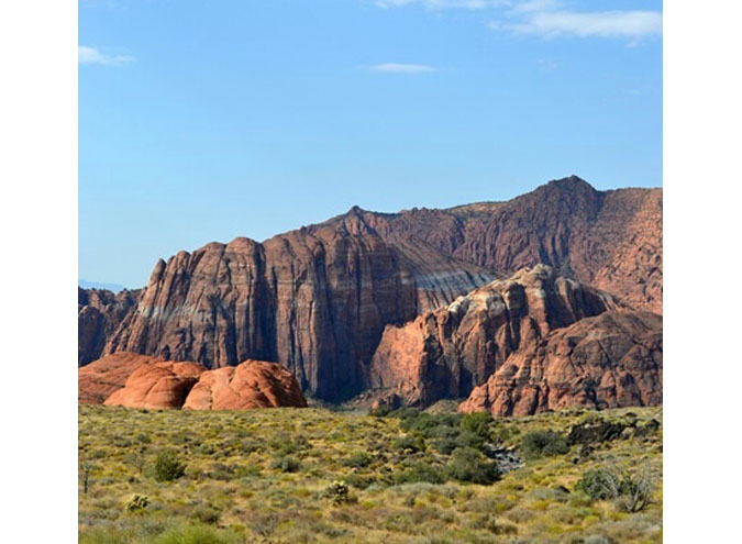 Snow Canyon in Ivins, Utah - Utah's Best Vacation Rentals