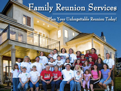 Utah Family Reunion Services - Utah's Best Vacation Rentals