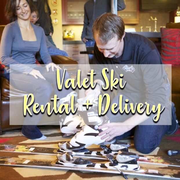 Ski Rentals and Ski Delivery Service in Salt Lake City - Utah's Best Vacation Rentals