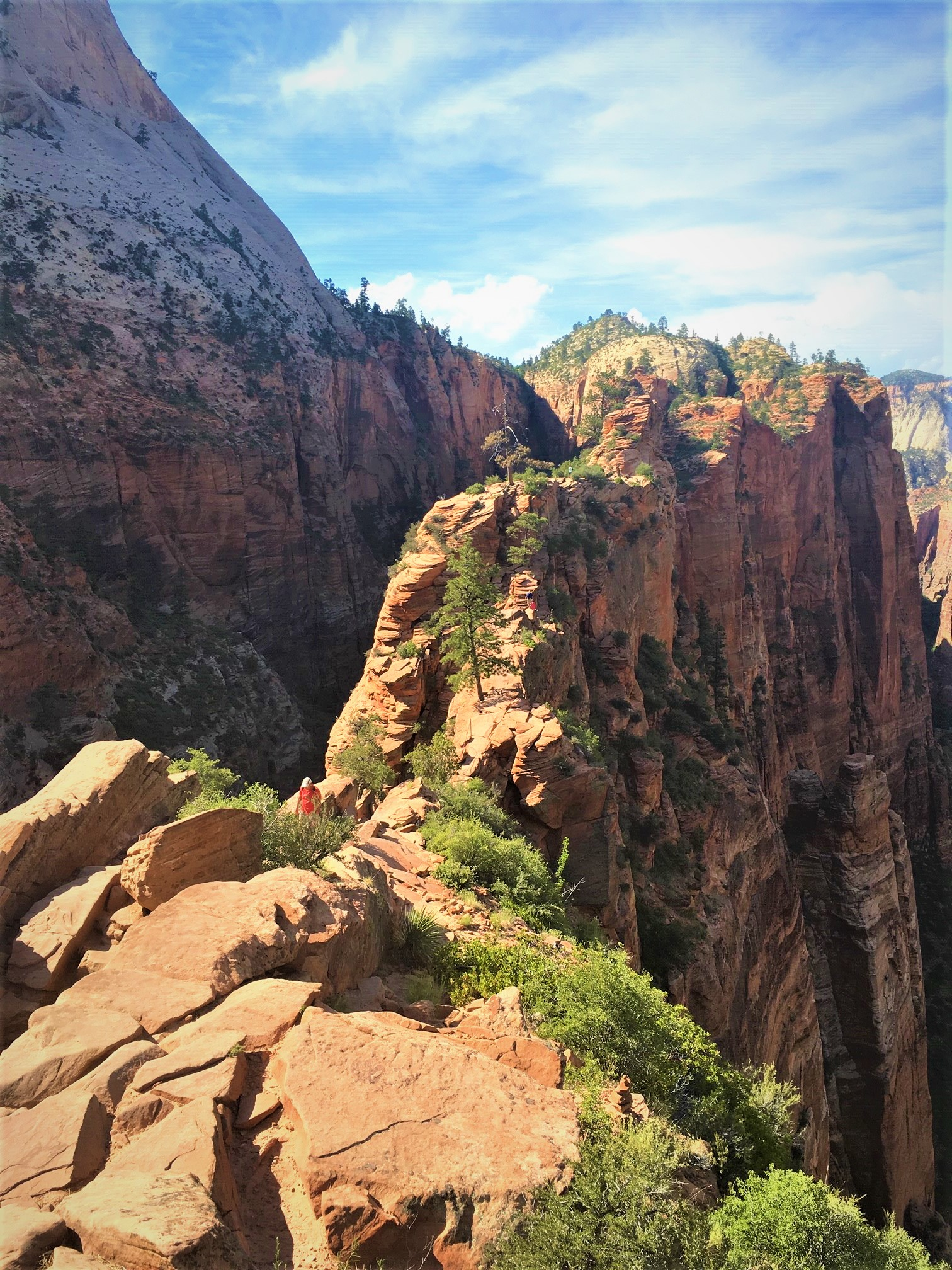 Angel's Landing Zion National Park | Photo by: Tiffany Triem - Utah's Best Vacation Rentals