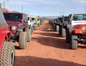 Jeep Safari Moab Utah