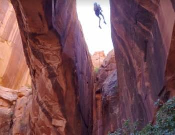 Canyoneering | Things to Do in Moab Utah - Utah's Best Vacation Rentals