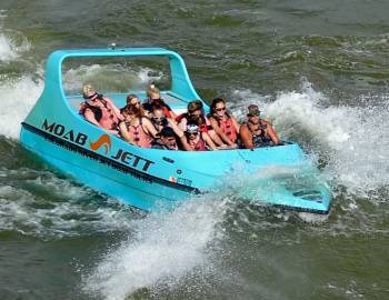 Jet Boat Tours Colorado River in Moab | Things to Do in Moab, Utah - Utah's Best Vacation Rentals