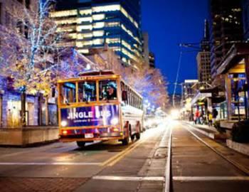 Jingle Bus   Things to Do in Salt Lake City - Utah's Best Vacation Rentals