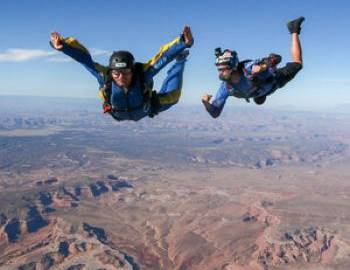 Skydiving in Moab | Things to Do in Moab - Utah's Best Vacation Rentals