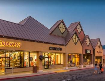 Shopping Salt Lake City | Best Places to Shop in Salt Lake City and Park City | Tanger Outlets in Park City - Utah's Best Vacation Rentals