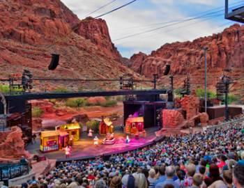 Tuacahn Amphitheater | Tuacahn Tickets - Utah's Best Vacation Rentals