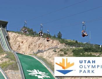 Utah Olympic Park| Things to Do in Salt Lake City - Utah's Best Vacation Rentals