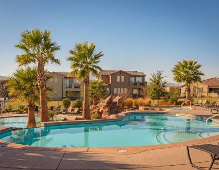 Paradise Village at Zion Pool and Water Park Heating Schedule and Hours