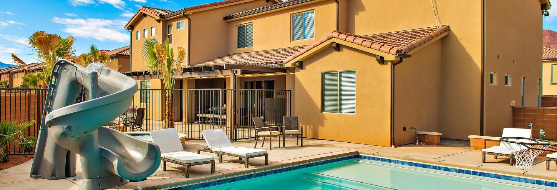 Family Reunion Vacation Rentals in Utah - Utah's Best Vacation Rentals