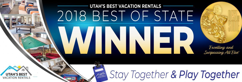 Utah's Best Vacation Rentals Team