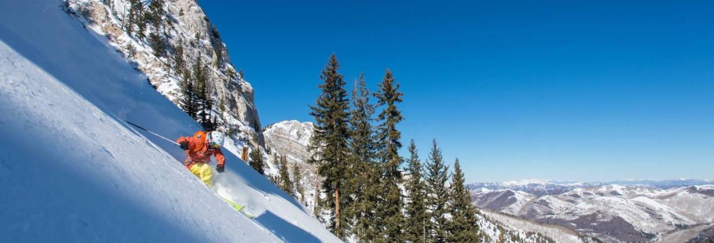 Skiing in Utah - Utah's Best Vacation Rentals