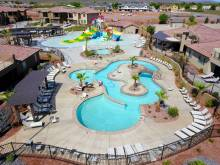 Paradise Village at Zion Water Park Hours Heating Schedule