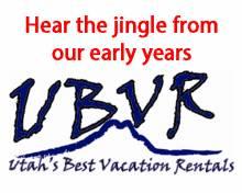 Jingle song of Utah's Best Vacation Rentals